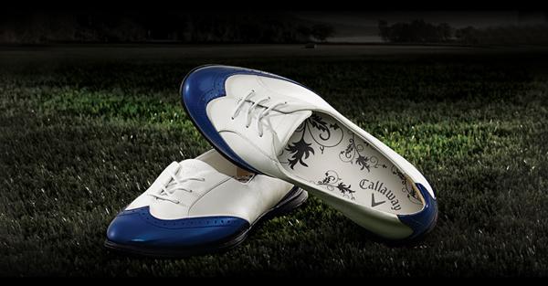 Callaway 2012 Rhiona Womens Golf Shoe - White/Bone