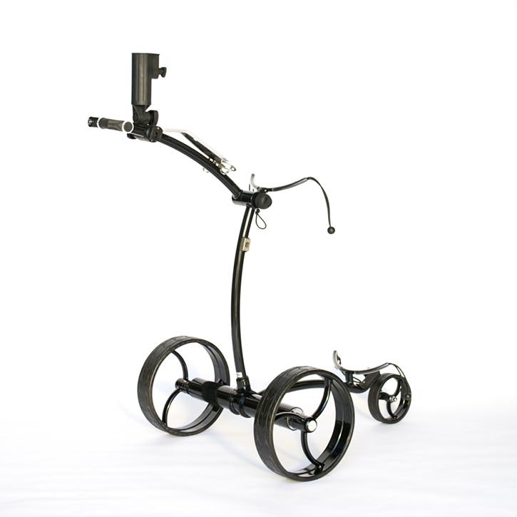 Cart Tek GRi-975 Lithium Golf Push Cart