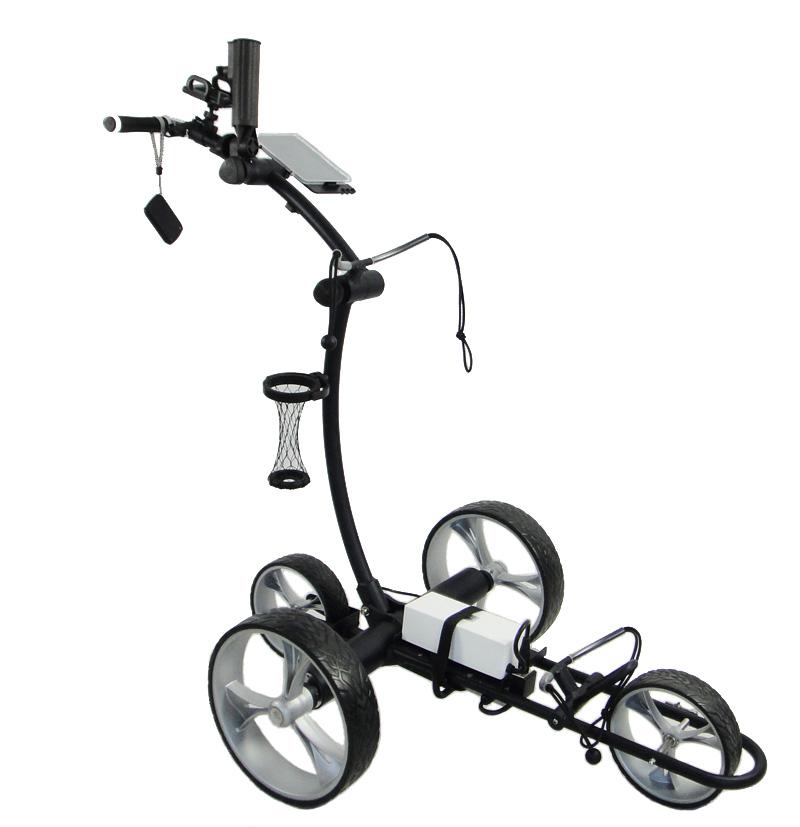 Cart Tek GRI-1500 Lithium Remote Golf Push Cart