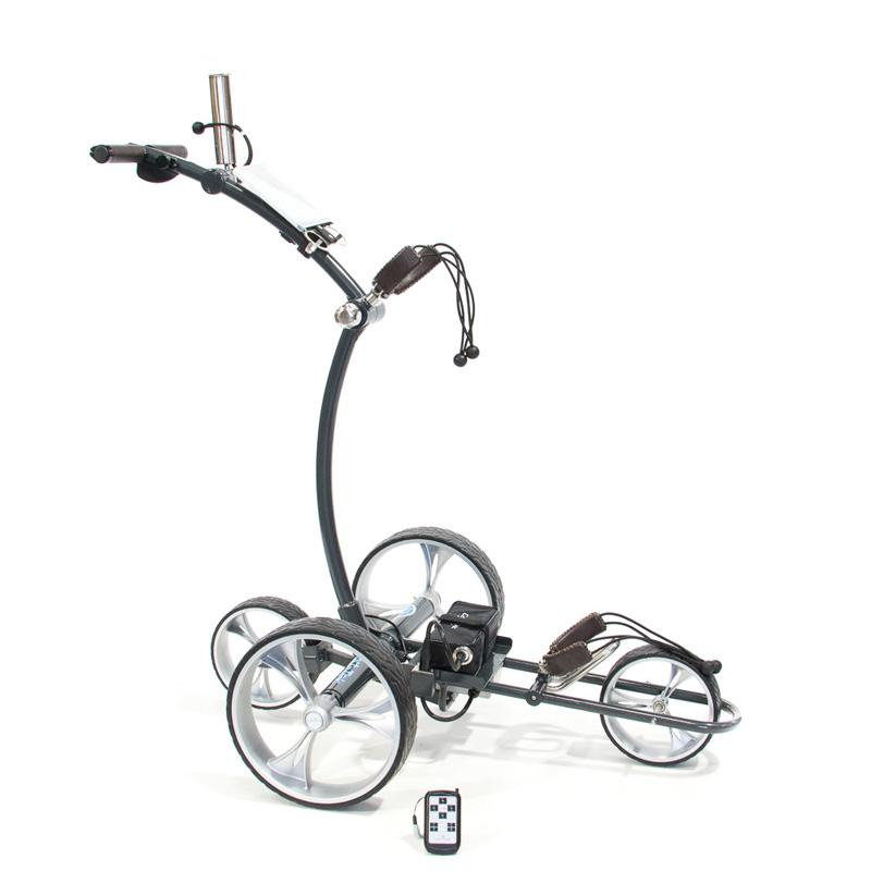 Cart Tek GRi 1500LTD Remote Lithium Electric Golf Push Cart