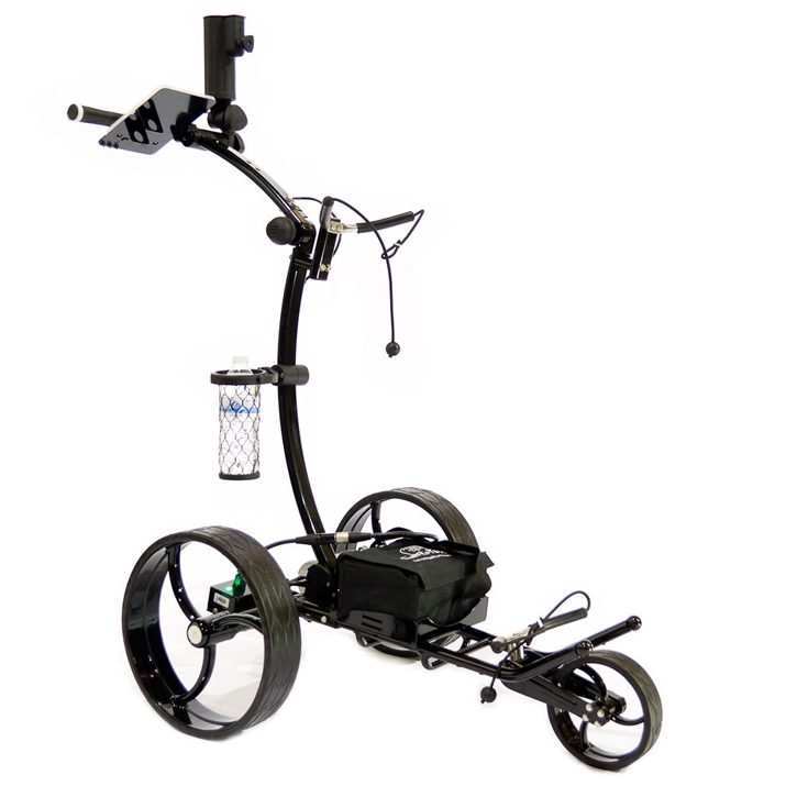 Cart-Tek GRX-950 Electric Golf Push Cart