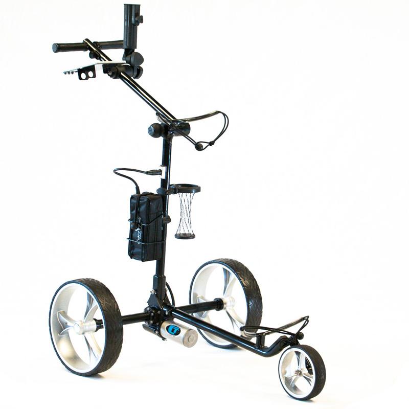 Cart Tek GRX 965Li Lithium Electric Golf Push Cart