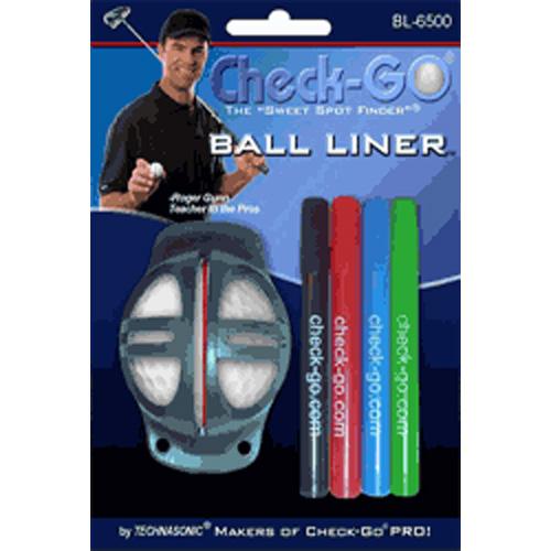 Check Go Ball Liner & 4 Color Pens