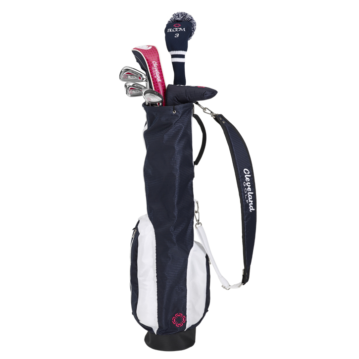 Cleveland Bloom Go Womens Golf Set