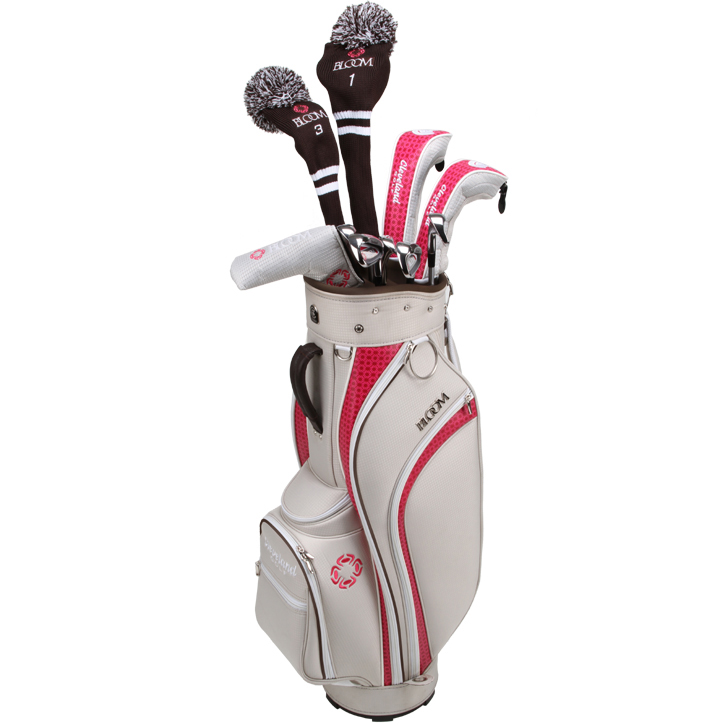 Cleveland Bloom Max Womens Golf Set