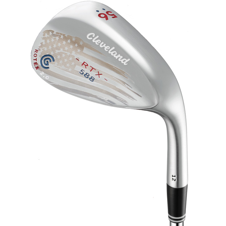 Cleveland 588 RTX 2.0 US Open Wedge - Limited Edition