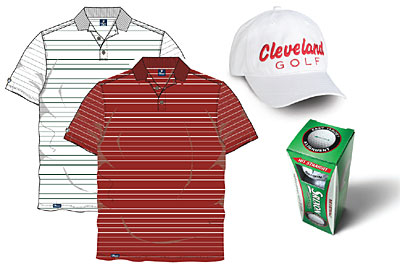 Cleveland/Srixon Holiday Gift Pack