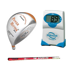 Ultimate Clubhead Speed Training Aid Package