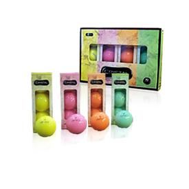 FL Crystal Golf Balls - Rainbow (1 Dozen)