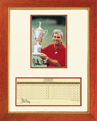 Curtis Strange -- Scorecard Series