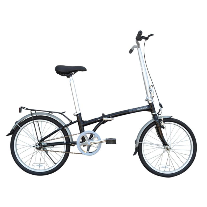 Dahon Boardwalk S1 Folding Bicycle - Black