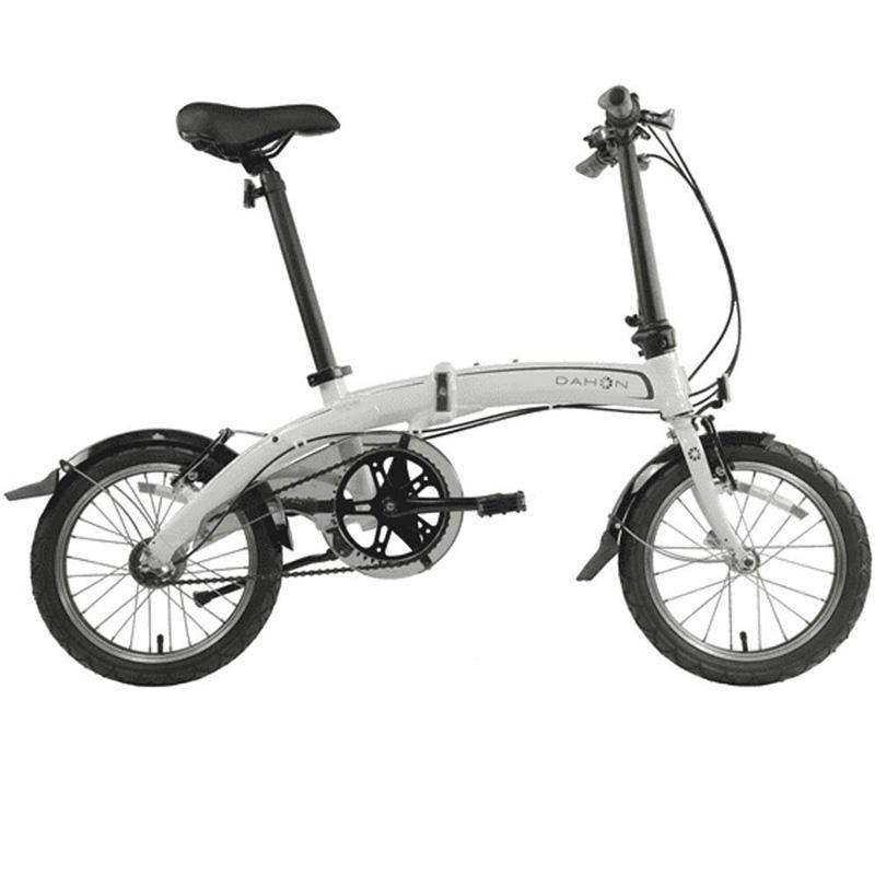 Dahon Curve I3 Folding Bicycle - White