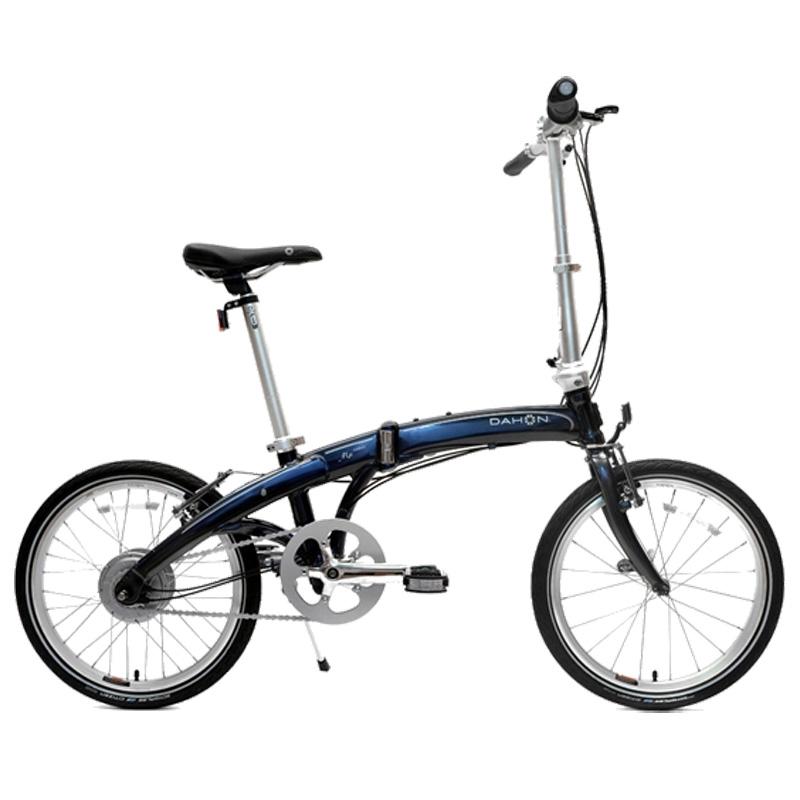 Dahon Mu N360 Folding Bicycle - Indigo