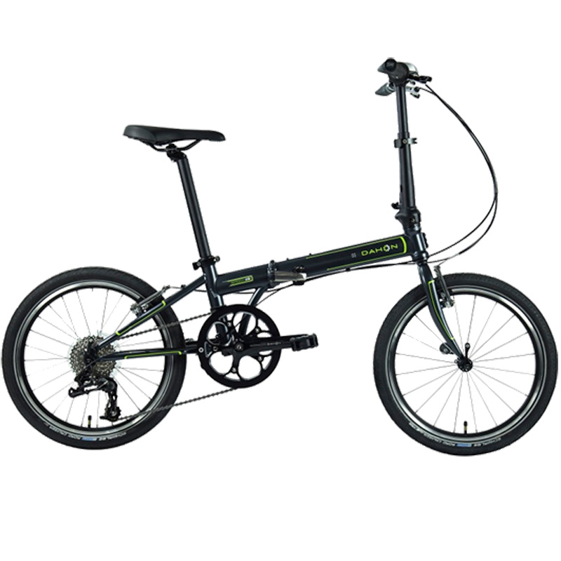 Dahon Speed D8 Sport Folding Bicycle - Charcoal