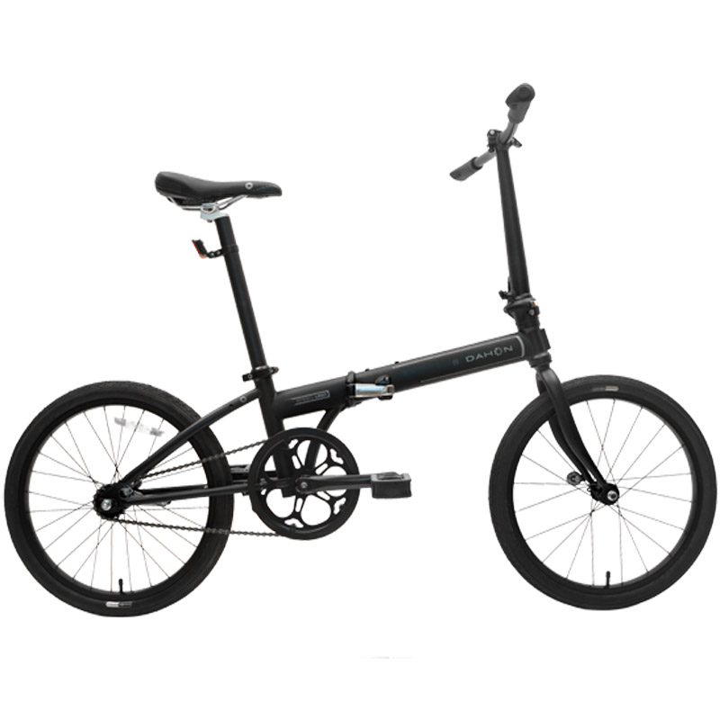 Dahon Speed Uno Folding Bicycle - Black