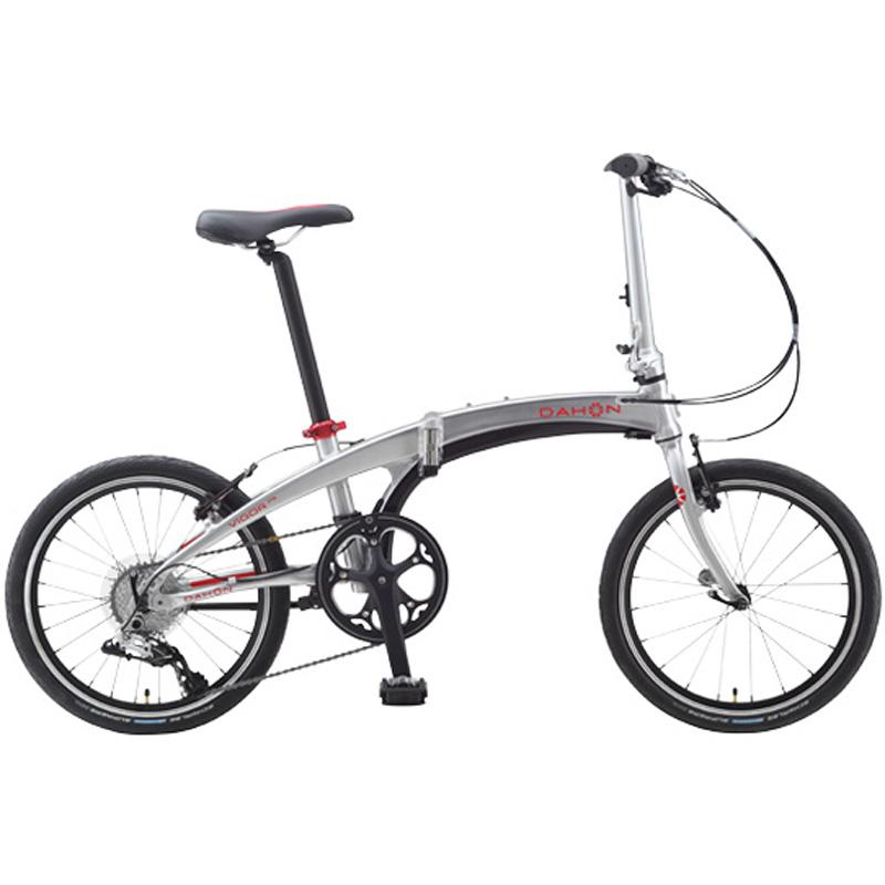Dahon Vigor D9 Folding Bicycle - Silver