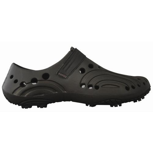 Dawgs Golf Spirit Shoes - Mens Dark Brown/Black