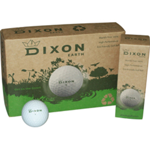 Dixon Earth Golf Balls (1 Dozen)