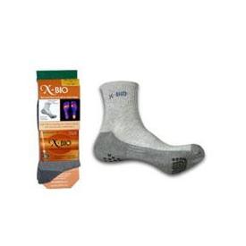 Dynamics X-Bio Socks - Mens Long Grey
