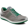 Ecco Biom Hybrid 2 Golf Shoes - Mens Grey/Green