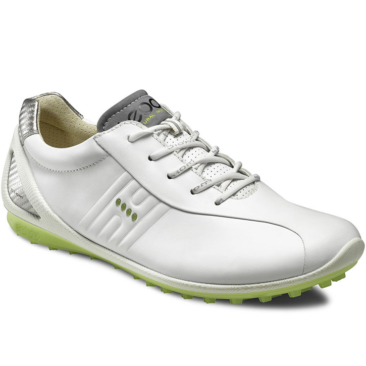product display ecco biom zero golf shoes mens white at
