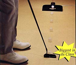 Electronic Putting Cup