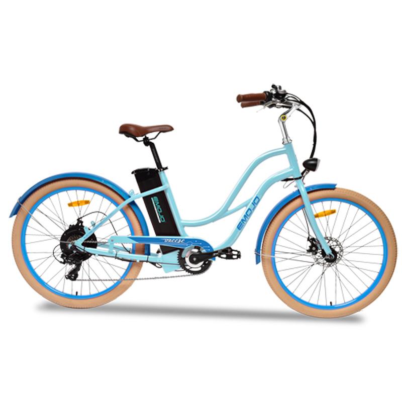 Emojo Breeze Electric Bicycle - Blue