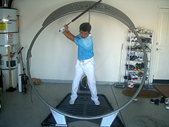 Explanar Golf Training System & Y.E. Yang