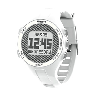 Expresso WR67 GPS Golf Watch - White Image