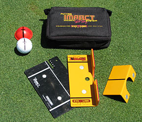 Eyeline Golf Putting Impact System by Hank Haney