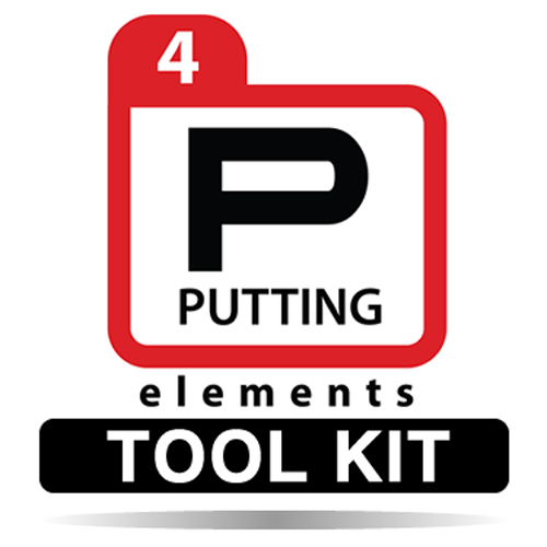 EyeLine Golf 4 Putting Elements Tool Kit