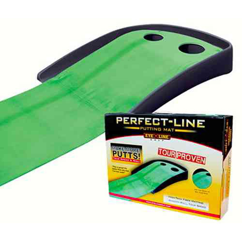 EyeLine Golf Perfect Line Putting Mat (15 x 10')
