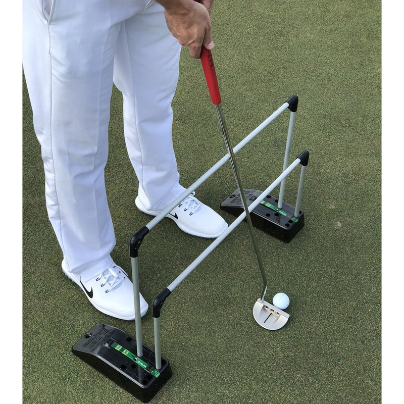 EyeLine Golf Pro Slider System - Golf Putting Trainer