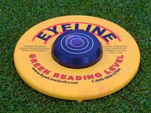 EyeLine Golf Green Reading Level