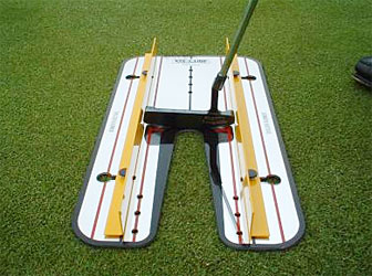 EyeLine Golf Putting Square Alignment System