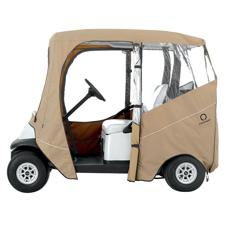 Fairway Golf Deluxe Cart Enclosure