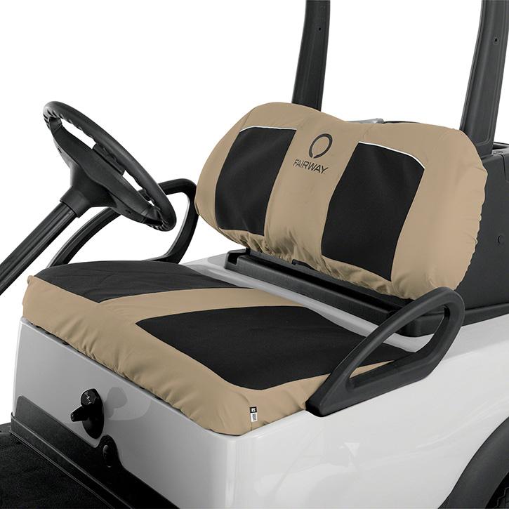 Fairway Golf Neoprene Paneled Seat Cover