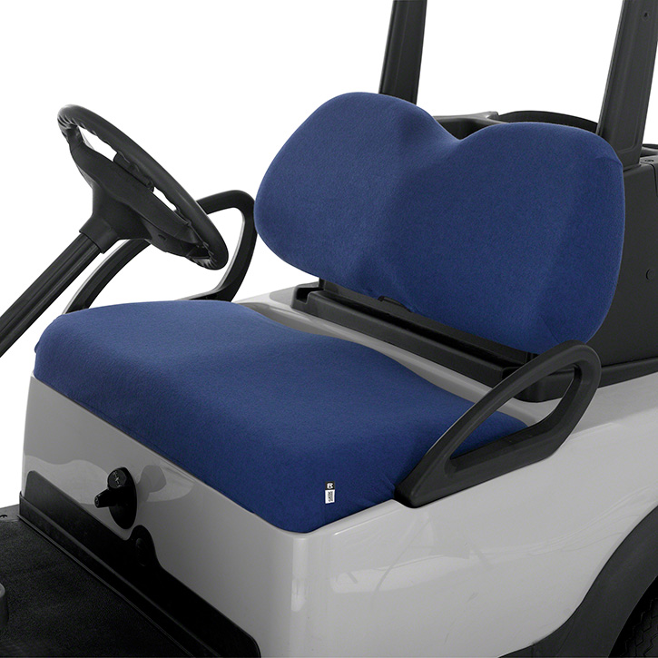 fairway golf cart terry cloth seat cover at. Black Bedroom Furniture Sets. Home Design Ideas