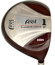 Feel Golf Ti-Carbon (TiCn) Wet Driver
