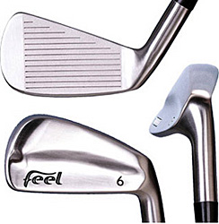 Feel Golf Competitor Iron Set