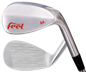Feel Wedge -- Classic Satin Series