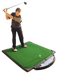Fiberbuilt 5'x5' Golf Hitting Mat