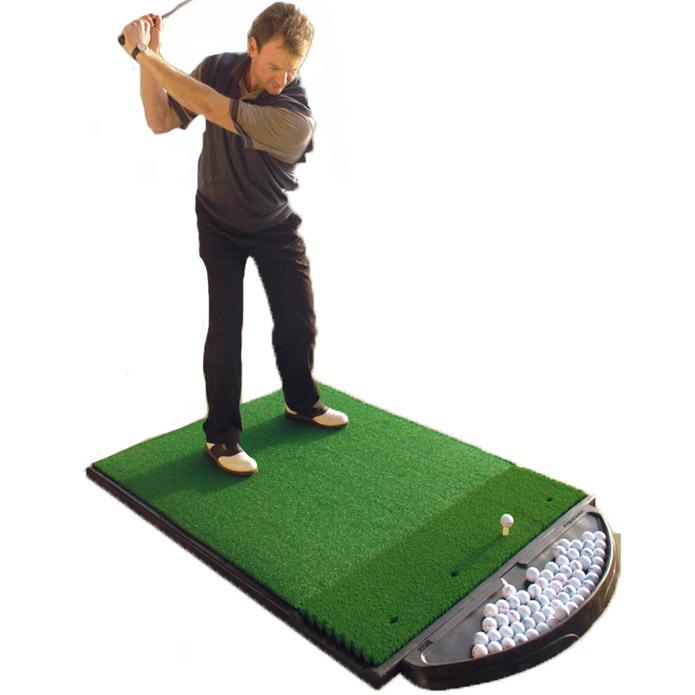 Fiberbuilt 4'x5' Golf Hitting Mat