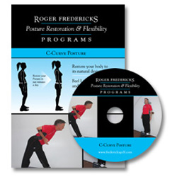 Roger Fredericks C-Curve Under Posture DVD