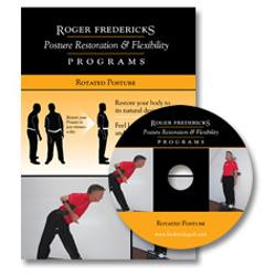 Roger Fredericks Rotated Posture Program DVD