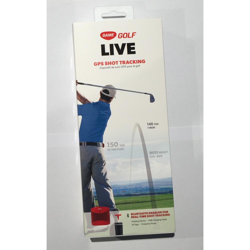 game golf live gps shot tracking system new ebay. Black Bedroom Furniture Sets. Home Design Ideas