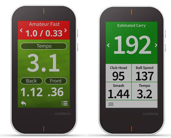 garmin approach g80 golf and launch monitor