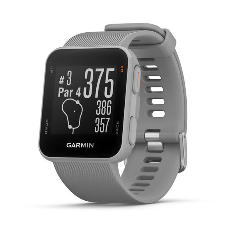 Garmin Approach S10 GPS Golf Watch - Powder Gray