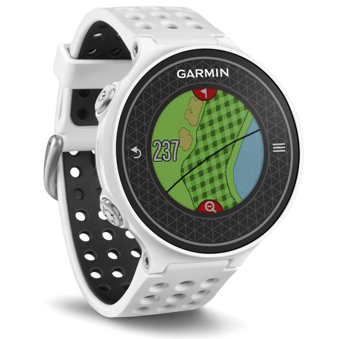 garmin approach s6 gps golf watch white at. Black Bedroom Furniture Sets. Home Design Ideas