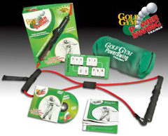 GolfGym PowerSwing Trainer